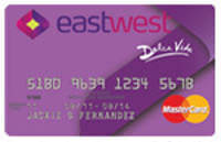 EastWest Bank Dolce Vita Titanium Credit Card