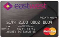 EastWest Bank Platinum Card
