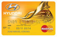 EastWest Bank Hyundai MasterCard