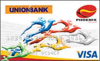 Union Bank Phoenix Petroleum Visa Card