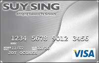 Union Bank Suy Sing Visa Card