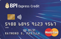 BPI Blue Credit Card