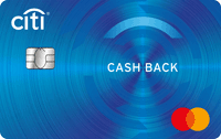Citi Cash Back Mastercard®
