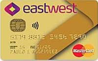 EastWest Bank Gold Card