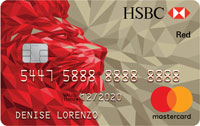 HSBC Red Mastercard - Get 4x Dining & Shopping Bonus Points