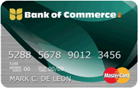 Bank of Commerce Classic Mastercard