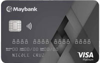 Maybank Platinum Card