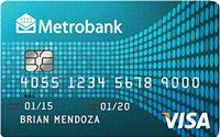 Metrobank Classic Credit Card