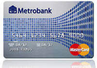 Top credit cards in philippines 2018 compare features apply now metrobank m free mastercard reheart Gallery