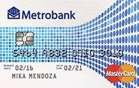 Metrobank M Free / Lite MasterCard