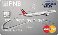 PNB Mabuhay Miles Platinum Mastercard