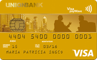 Union Bank Gold Card