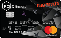RCBC Bankard Fully Booked Card