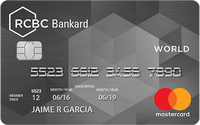 RCBC Bankard World Card