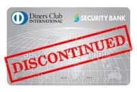Security Bank Diners Club International