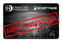 Security Bank Diners Club Premiere