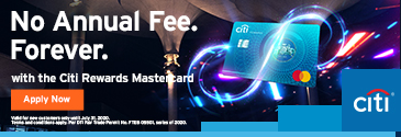 CITI CREDIT CARD