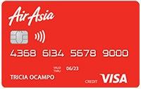 RCBC Bankard Air Asia Credit Card