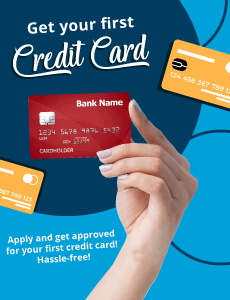Get Your First Credit Card